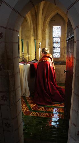 Prayer Chapel - Tower of London