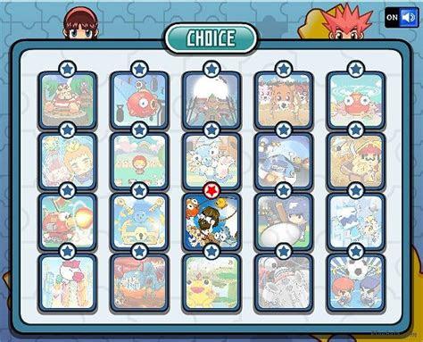 play anime jigsaw puzzle