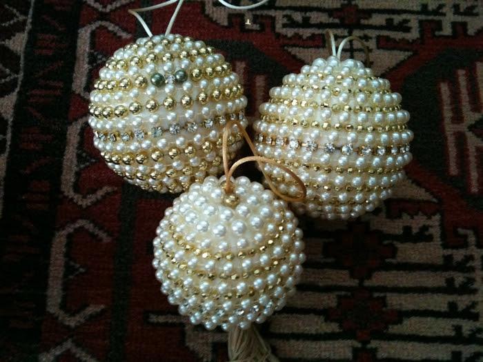 Bolas de Navidad preciosos y abeto de perlas y cuentas (43) (700x525, 299Kb)