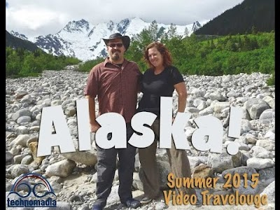 Technomadia video: Summer Travels to Alaska & Albuquerque Balloon Fiesta 2015