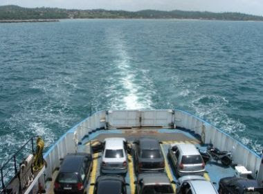 SSA-Itaparica: Sistema ferryboat opera sem filas