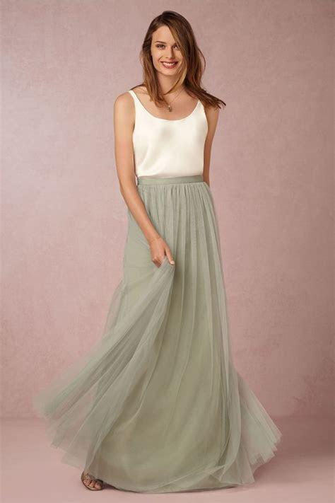 25  best ideas about Tulle Skirt Bridesmaid on Pinterest