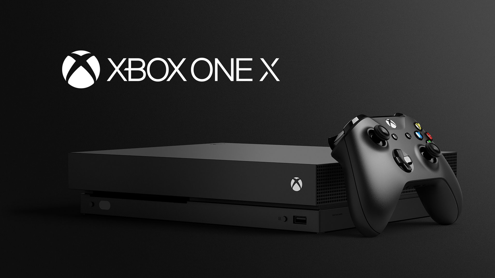 The Xbox One X is a terrible name and they learned nothing from the Wii U screenshot