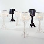 Bourgie di Kartell: la lampada best seller di Ferruccio Laviani - elledecor.com