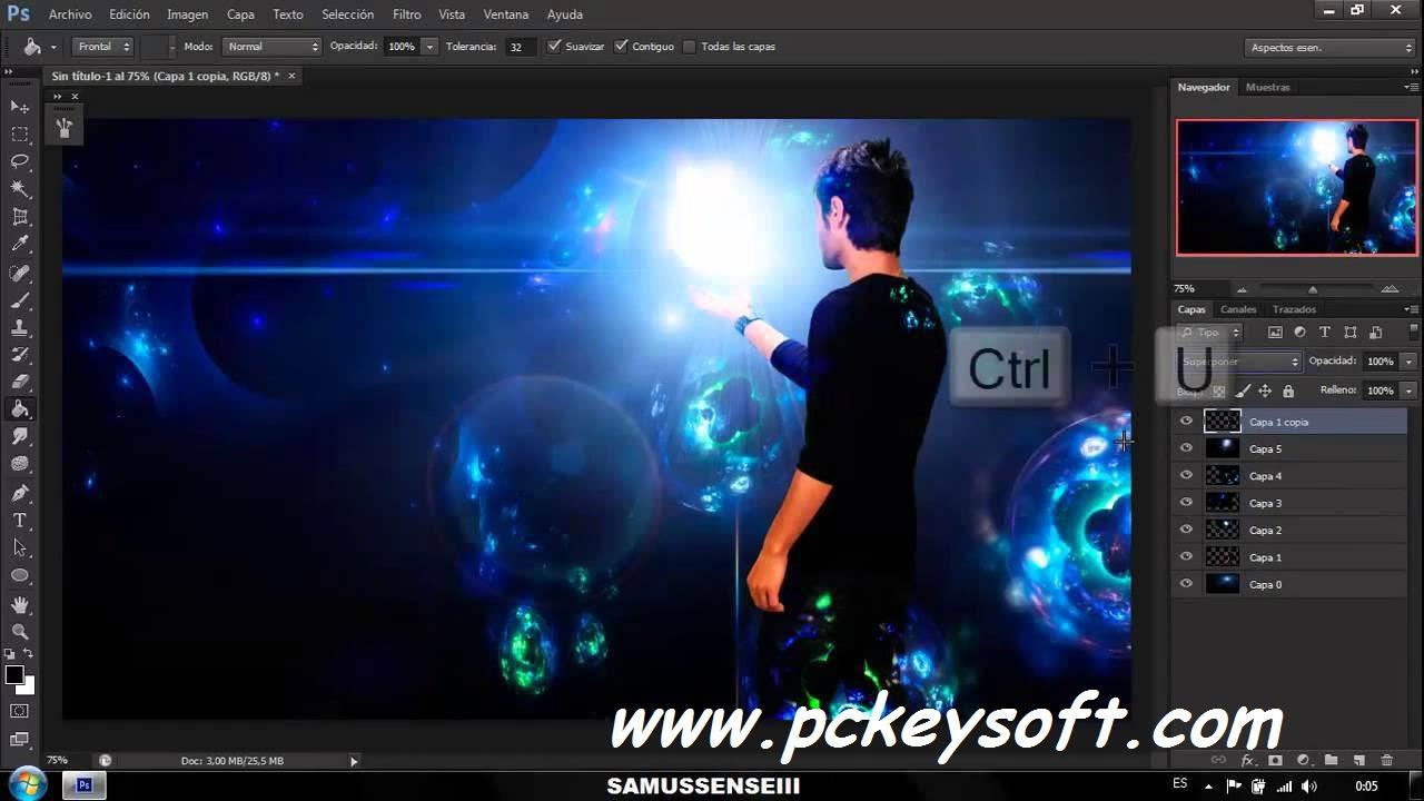 Adobe PhotoShop CS5 Serial Key 2016 Download Free Latest