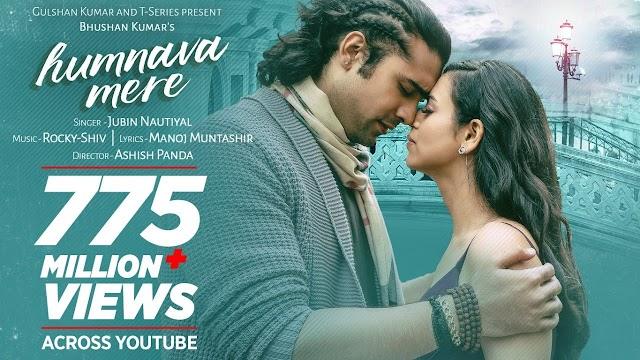 Humnava Mere Lyrics in Hindi - Jubin Nautiyal