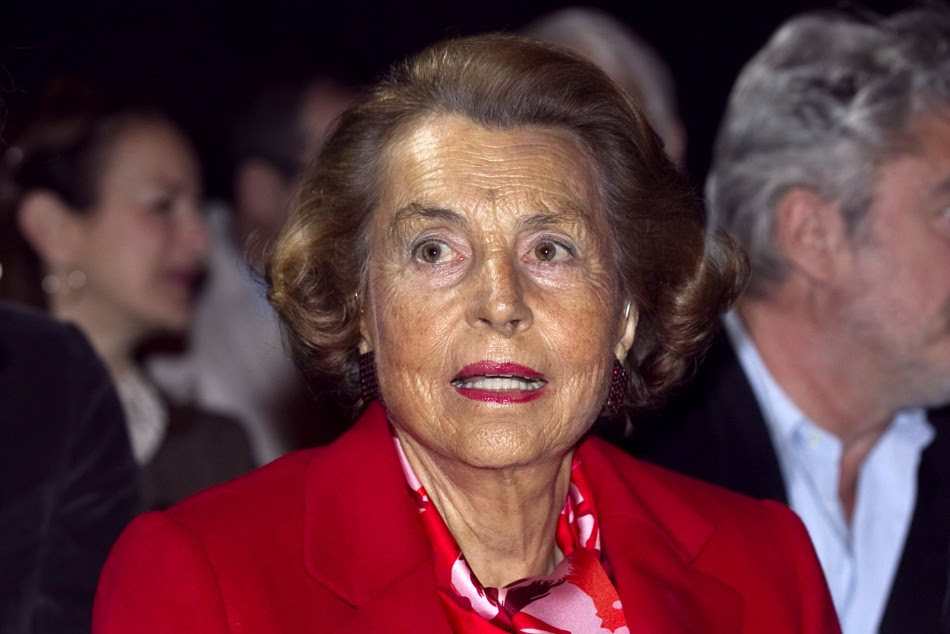Perierga.gr - Οι 10 πλουσιότερες γυναίκες στον κόσμο