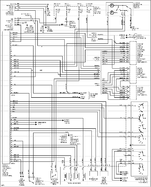 Electrical Wiring Diagram For 1996 Volvo 850
