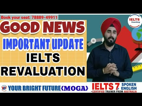 IELTS Revaluation or Result Enquiry   Frequently Asked Questions