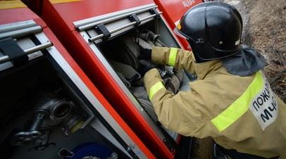 Прокуратура начала проверку после пожара в школе на Камчатке