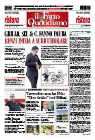 Grillo, Sel & C. fanno paura. Renzi inizia a scricchiolare