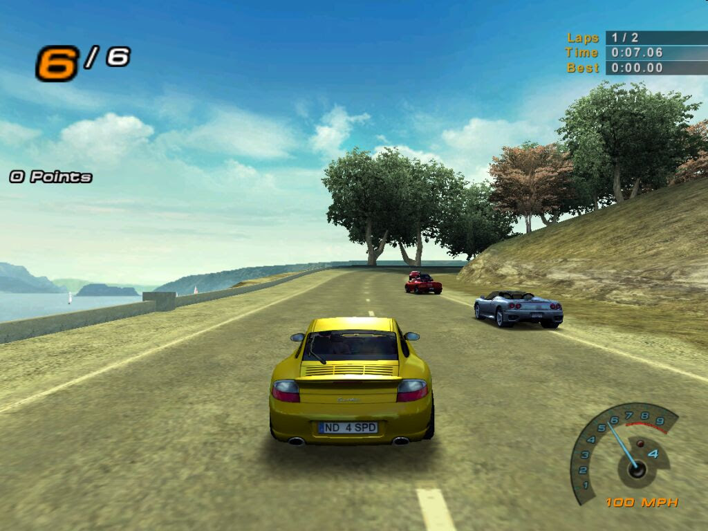 Need For Speed Hot Pursuit 2 Need4speed Fans
