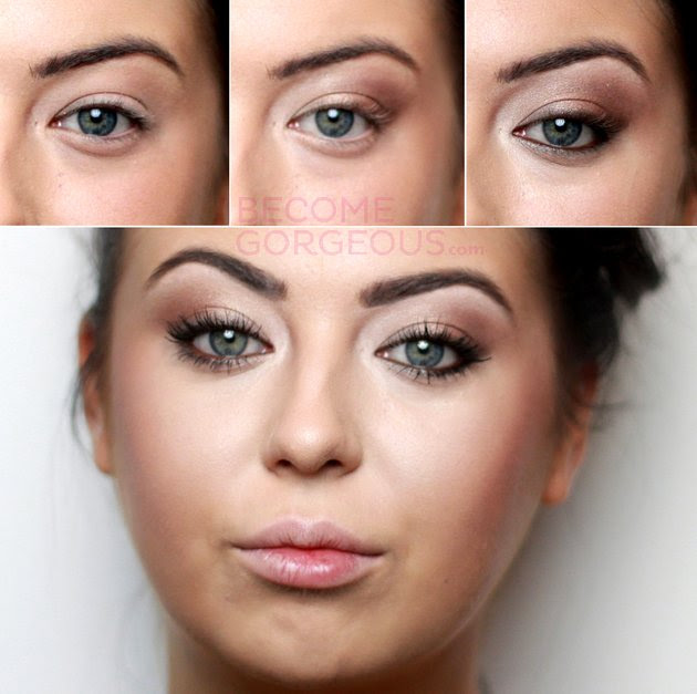 Becomegorgeous.com Releases a Miley Cyrus Makeup Tutorial ...