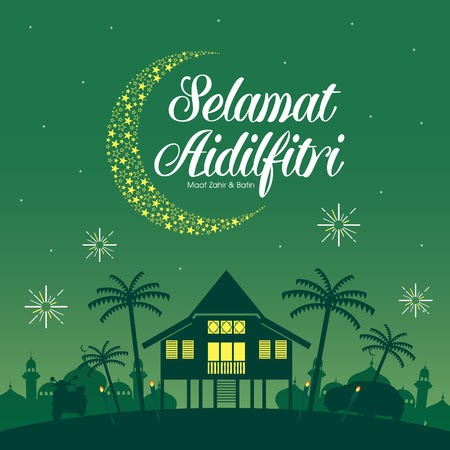 Our humble Eidul Fitri 1440H