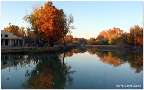 Aranjuez, río Tajo