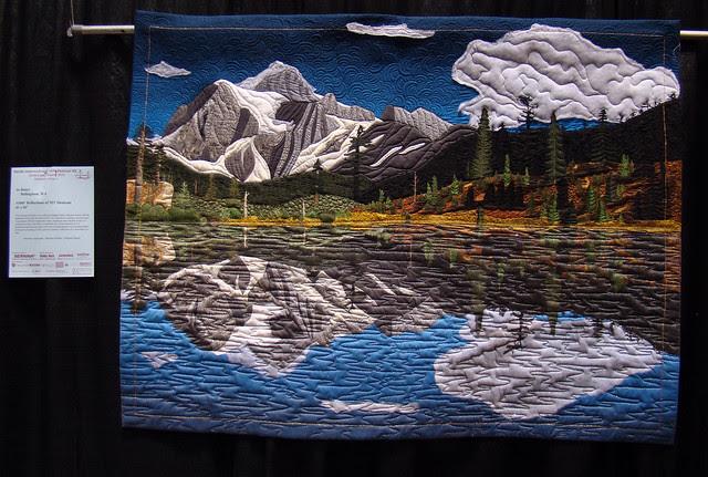 DSC06991 Reflections of Mt Shuksan - Jo Baner