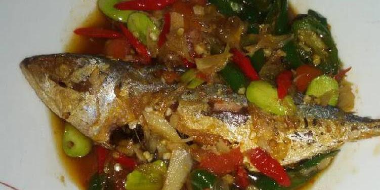 Resep Ikan Peda Goreng Bumbu Tumis Oleh Asri Suwasani