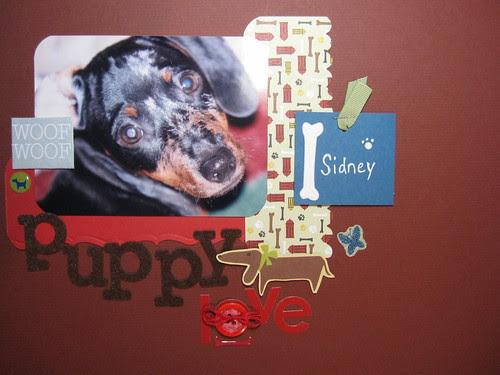 Puppy Layout