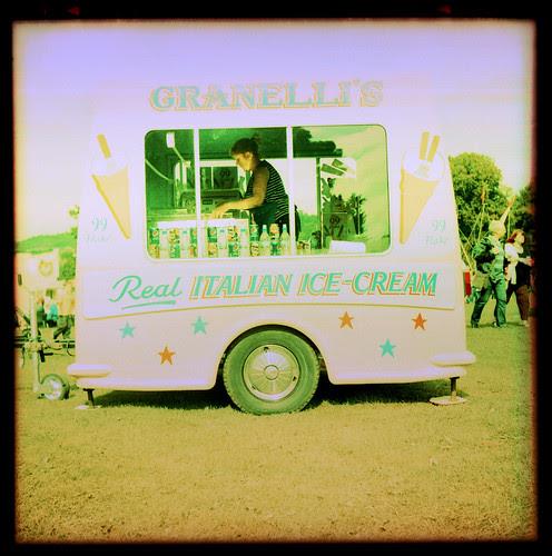 Granelli's Real Italian Ice Cream by pho-Tony