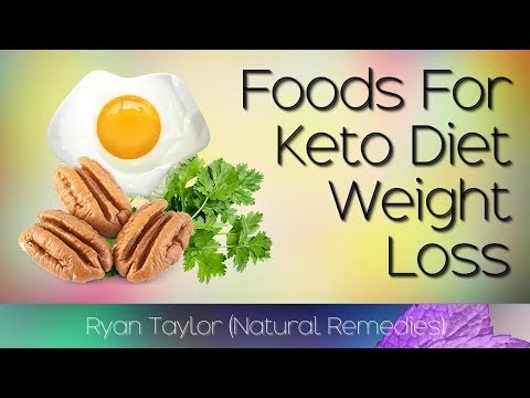 Best Foods for: Keto Diet