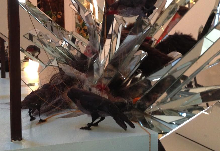 AGO Art Gallery of Ontario Installation David Altmejd The Index