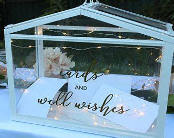 Image result for ikea greenhouse wedding card box   I Do