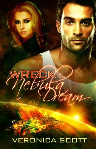 Wreck of the Nebula Dream by Veronica Scott