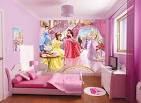 Girls Bedroom Style Disney Princess Wall Mural - Home Decor - 14806