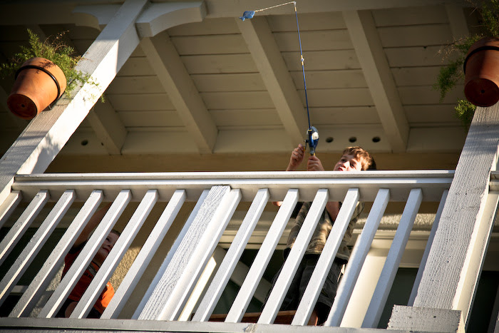 Fishing from the Balcony1
