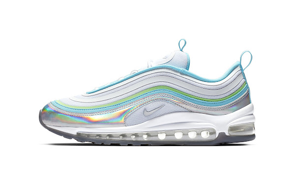 bdcdd731e78 Nike s Air Max 97 Prepares for Spring With Iridescent Makeover