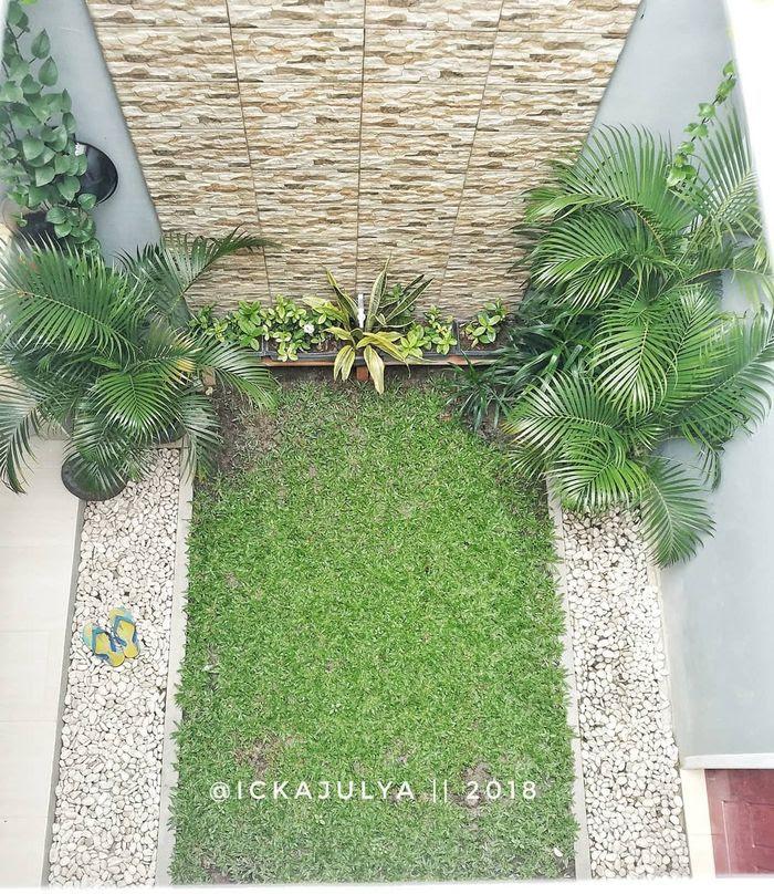 Taman Indoor Inspiratif Di Rumah Mungil, Yuk Intip Desain Indahnya - Bangka  Pos