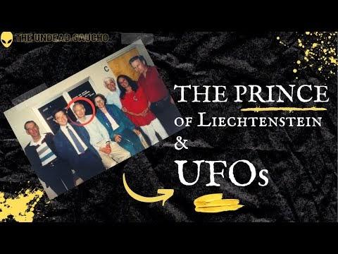 The Prince and UFOs