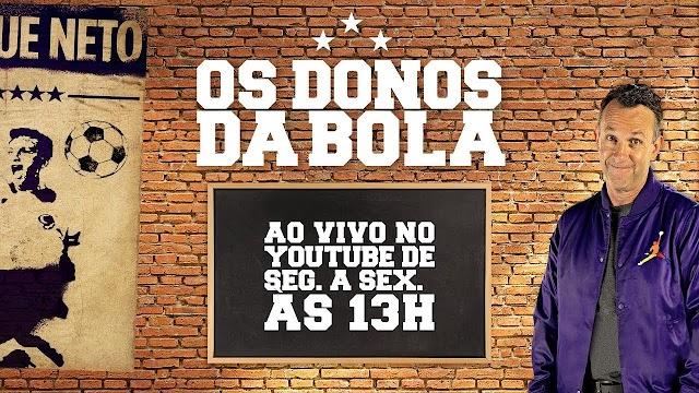 OS DONOS DA BOLA - 28/07/2021 - PROGRAMA COMPLETO