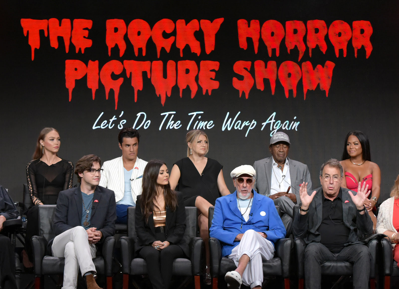 Let's do the time warp again: 'Rocky Horror' returns ...