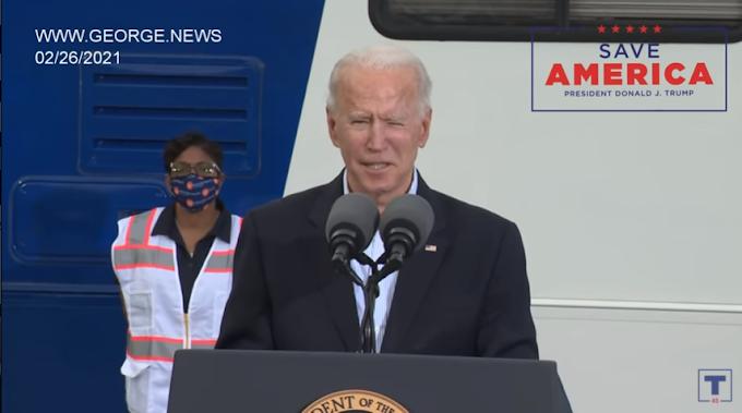Nóng: Joe Biden bị lú lẫn