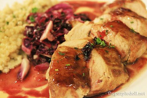Pork Tenderloin ala Plancha P395