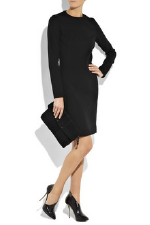 Calvin Klein Stretch Jersey Dress