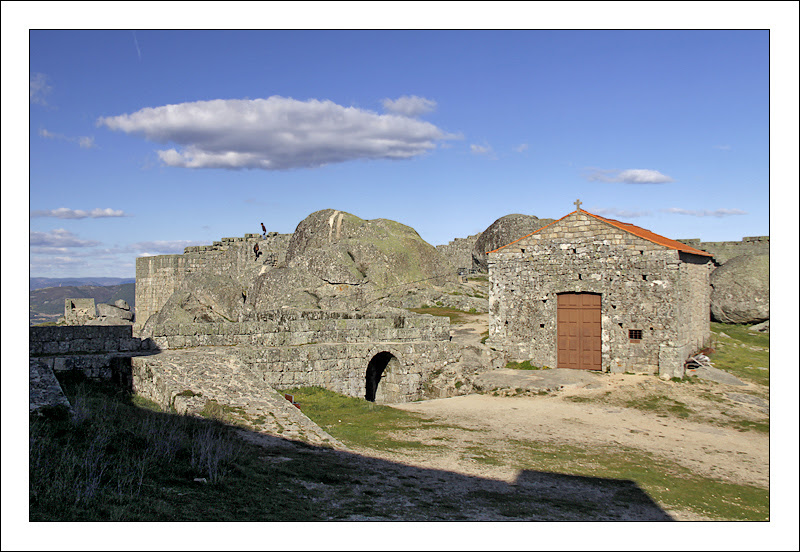 Santa Maria do Castelo - Monsanto, Castelo Branco