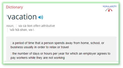 Are You Missing Vacation from Your Definition of Work-Life ...