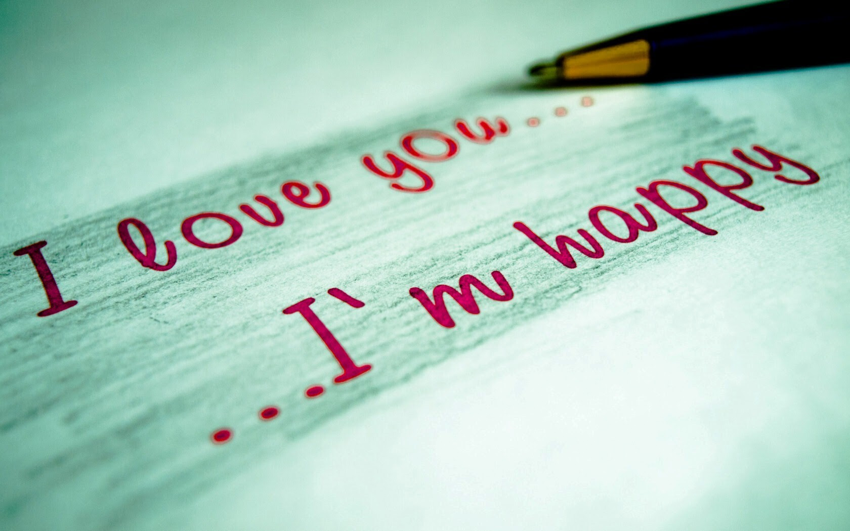 I Love You I Am Happy Hd Wallpapers Hd Wallpapers