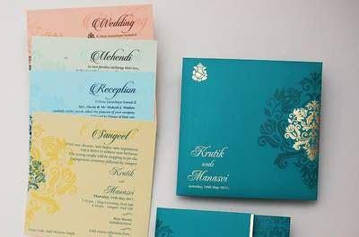Top 8 Wedding Invitation Card Designers in Mumbai