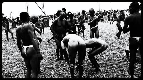 Naga Sadhus Shahi Snan At The Sangam by firoze shakir photographerno1
