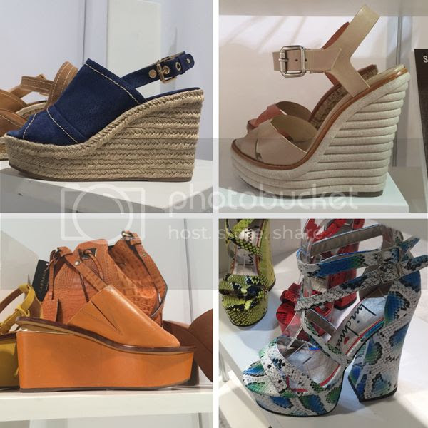 5ef2ec526603b Fashion Trend Guide  Four Footwear Trends for Fall 2015 and Spring 2016