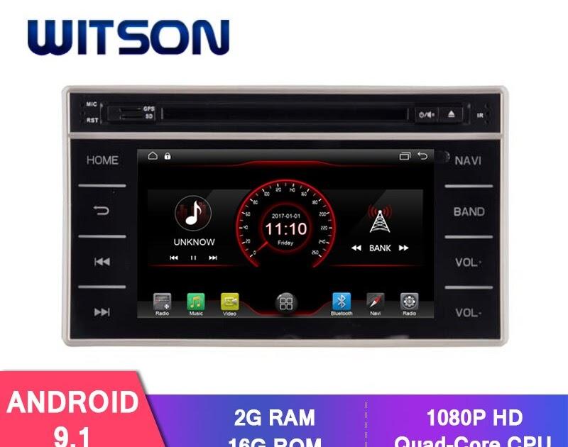 Dasaita Car Stereo Android 9.0 for Nissan Qashqai/Universal Bluetooth Radio GPS Navigation Audio Car Vehicle Player Multimedia 7 Touchscreen Head Unit Octa Core Music Video Player 4G+32G