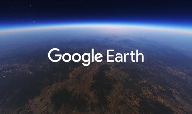 Google Earth позволит своими глазами увидеть последствия изменений климата за последние 40 лет