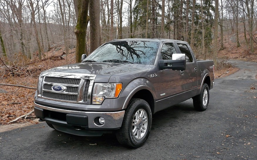 2012 Ford F150 Ecoboost