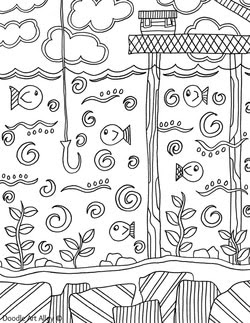 43 Coloring Pages Printable Summer Download Free Images