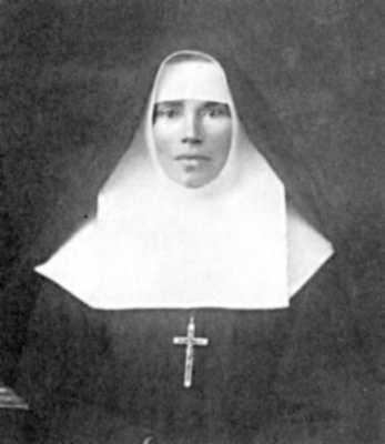 Bienheureuse Olympia (Olga Bida), martyre du régime communiste († 1952)