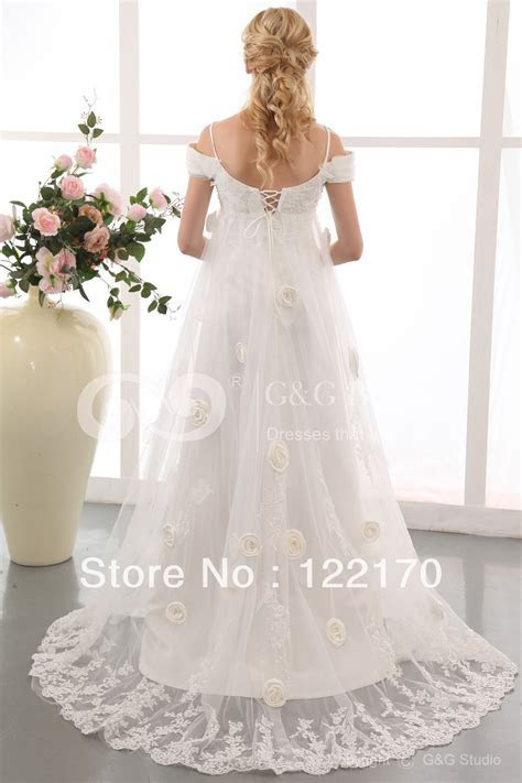 Plus Size Empire Waist Wedding Dresses   biwmagazine.com