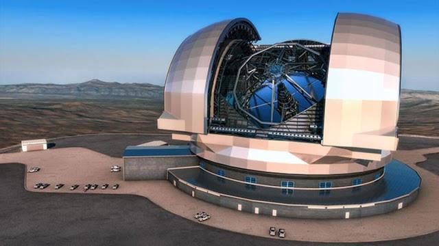 Dünyanın en büyük teleskobunun adı nedir?